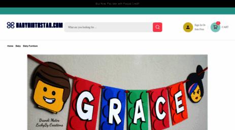 Visit Babybirthstar com -