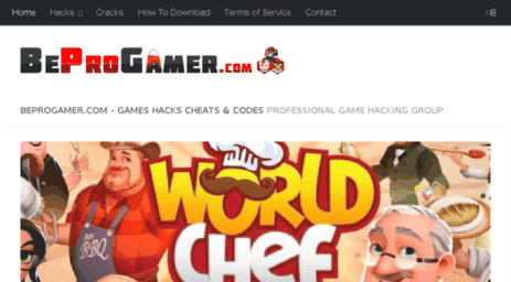 Visit Beprogamer com - BeProGamer com – Professional Game