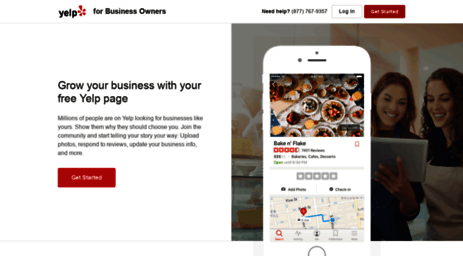 Visit Biz yelp ca - Yelp for Business Owners