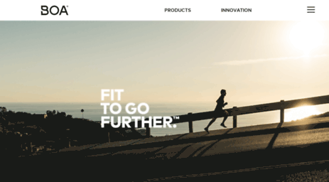 Visit Boatechnology com - The Boa® Fit System | Fit To Go