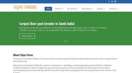 Visit Boerindia com - VIJAY FARMS | Premier Goat Farm in
