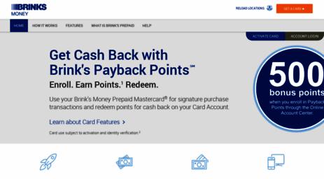 Visit Brinksprepaidmastercard com - Brink's Prepaid Mastercard