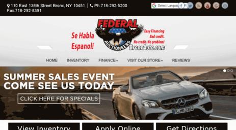 Bronx Car Dealers >> Visit Bronxauto Com Used Cars For Sale Bronx Ny Used