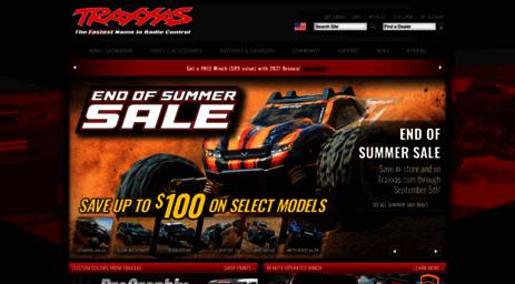 Visit Buy traxxas com - RC Cars | RC Trucks | Traxxas