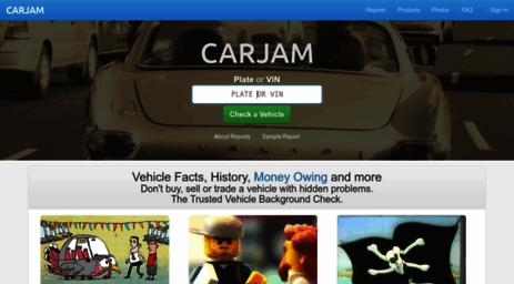 Free Vehicle History Report Online >> Visit Carjam Co Nz Vehicle Information History Check And