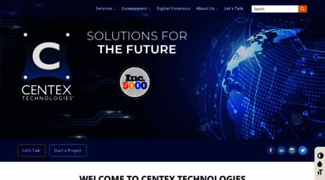 Visit Centextech com - SEO Company Dallas TX | Internet