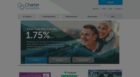 Visit Chartersavingsbank co uk - Charter Savings Bank