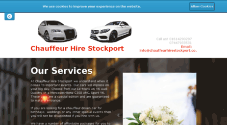 chauffeurhirestockport.co.uk