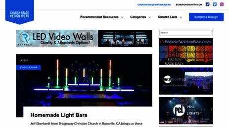 Visit Churchstagedesignideas.com - Church Stage Design Ideas ...
