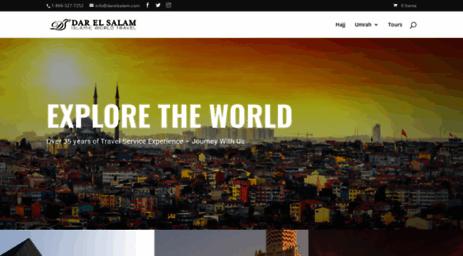Visit Darelsalam com - Dar El Salam | USA Hajj, Umrah, and