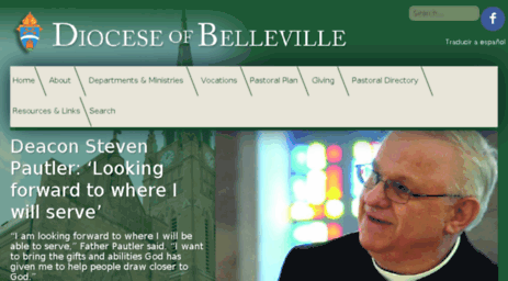 Catholic diocese of belleville