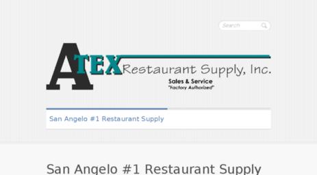 Visit Discountrestaurantsupply Com Atex Restaurant Supply