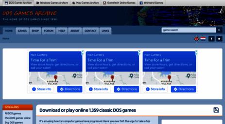 Download free dosbox.