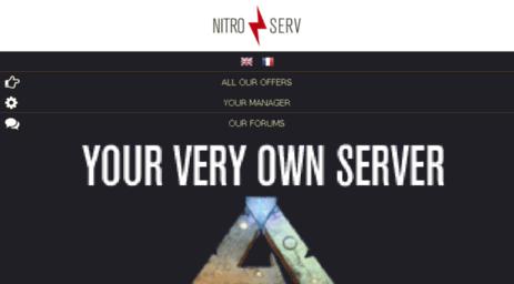 Visit Eliott-ness org - Game Servers hosting, Ark, Minecraft