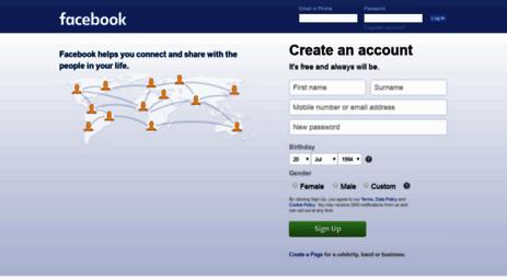 Facebookcom longin