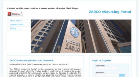 Adnoc Offshore Portal