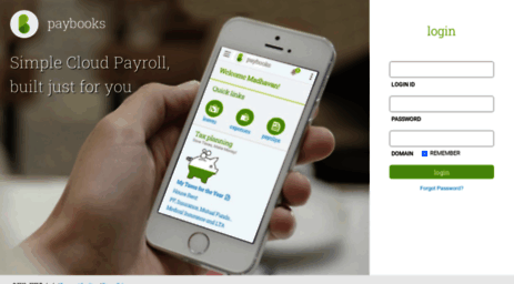 Visit Ess paybooks in - Paybooks Login | Paybooks App
