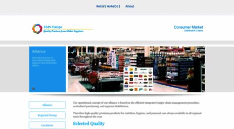 Visit Eurotradeconcept eu - European Importers and Distributors