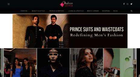 Visit Fashioncentral Pk Pakistan Fashion Shows Fashion Designers Beauty Tips And Models