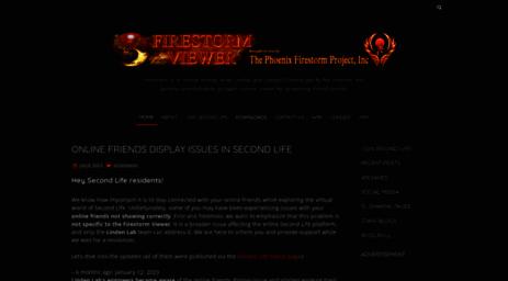 Second life phoenix firestorm viewer download