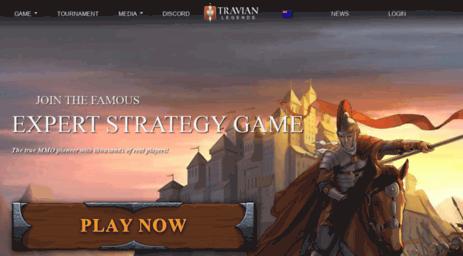 Visit Forum travian in - TRAVIAN - the online multiplayer