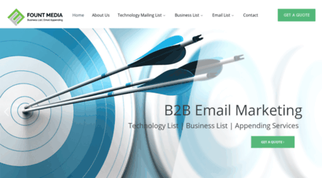 Visit Fountmedia com - Business Mailing Lists | Technology User List