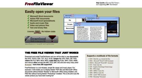 Visit Freefileviewer com - PDF, DOC, DOCX, DAT, BIN, PHP Viewer