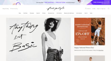 Visit Free People Women's Boho Clothing