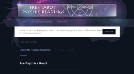 Visit Freetarotpsychicreadings com - Best Free Psychic Reading