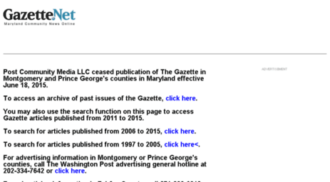 gazette.net