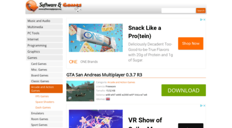 Visit Gta-san-andreas-multiplayer softwareandgames com - GTA