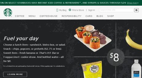 Visit Happymondaysstarbuckscom Starbucks The Best Coffee And