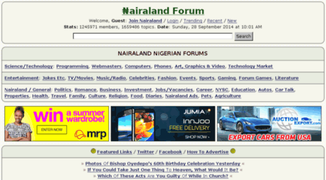 Visit Img2 nairaland com - Default Web Site Page