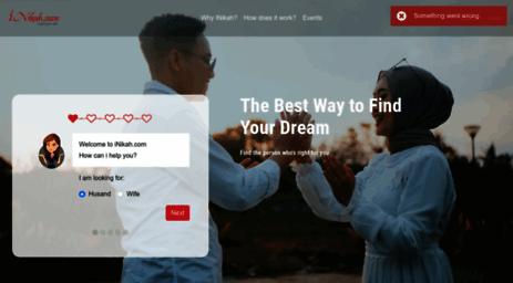 Muslim Marriage Website