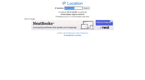 Visit Iplocation truevue org - 204 155 150 138 - IP Address Location