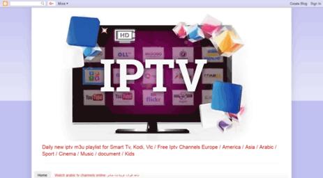 Visit Iptv-zak blogspot qa - Free Iptv Channels Europe / America