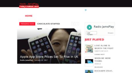 Visit Jamsplay com - JamsPlay com | Daily New Jams!