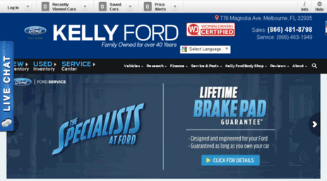 Ford Service Palm Bay Ford Dealership Palm Bay Florida >> Visit Kellyfordsales Aiprx Com Kelly Ford Melbourne Fl New