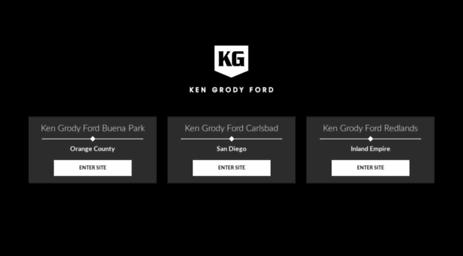 Ken Grody Ford Buena Park >> Visit Kengrodyford Com Ken Grody Ford Dealerships