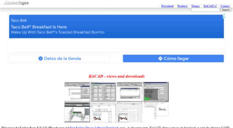 Visit Kitcad Com Kitcad Free 2d And 3d Kitchen Design Software Cabinet Designer Downloads