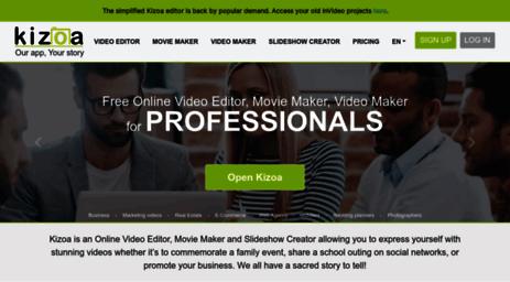 Visit Kizoa com - Movie Maker - Video Maker - Slideshow Maker | Kizoa