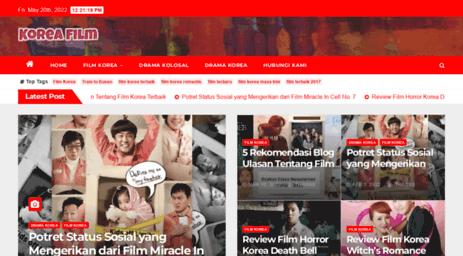 Visit Koreafilm org - Nonton Film Korea Terpopuler 2018