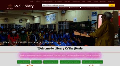 kvk library homework online
