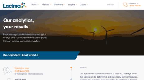 Visit Lacimagroup com - Specialist risk management, valuation and