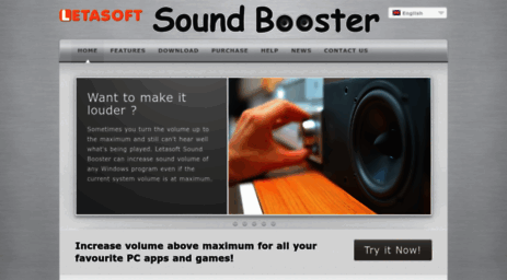 Volume Booster Pc