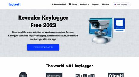 Keylogger free download: spyrix keylogger free.
