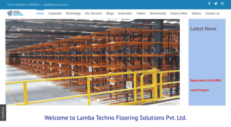 Visit Ltfsolutions Co In Industrial Flooring India Concrete