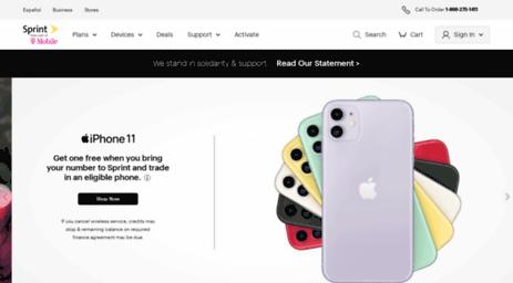 Visit M sprint com - Best Value in Wireless | Sprint