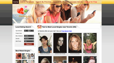 online dating sites in toronto