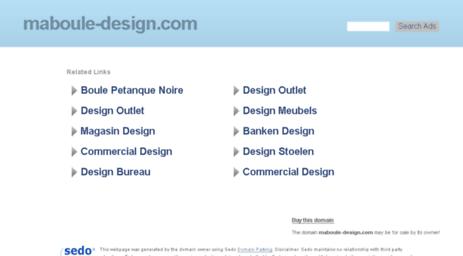 Outlet Stoelen Design.Visit Maboule Design Com Maboule Design Com